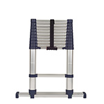 Picture of Aluminium Alloy Telescopic Ladders with Stabilisers