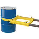 Automatic Drum Clamps for Forklifts