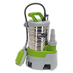 Picture of Automatic Stainless Steel Submersible Dirty Water Pump