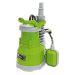 Picture of Automatic Submersible Clean Water Pump