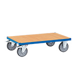 Picture of Beech Veneer Platform Trolleys