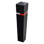 Picture of BERKELEY Recycled Rubber Bollards