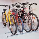 Picture of Bicycle Racks for 3, 4 or 5 Bikes