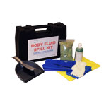 Picture of Body Fluid Bio-Hazard Spill Kits