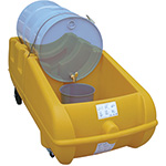 Picture of Polyethylene Bunded Drum Dolly