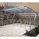 Picture of Cambourne Cycle Shelter