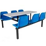 Picture of Canteen Table & Chairs Furniture Units