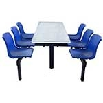 Picture of Canteen Table & Chairs Units