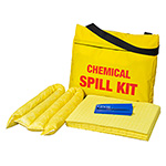 Picture of Chemical Spill Kits in Velcro Flap Bag