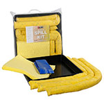 Picture of Chemical Spill Kits with Drip Tray