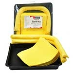Chemical Spill Kits With Flexi-Trays