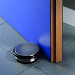 Picture of Chrome Door Stop