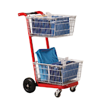 Picture of Classic Post Delivery Trolleys 40kg & 90kg capacity
