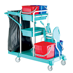Picture of Cleaning Mop Trolley