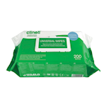 Picture of Clinell Universal Wipes (pack of 200)