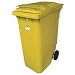 Picture of Clinical Waste Wheelie Bins 80ltr to 1100ltr