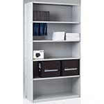 Stormor Closed Back Solo Shelving Starter Bay