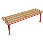 Picture of Club Round Frame Mono Changing Room Bench