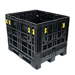 Picture of Collapsible Plastic Pallet Box