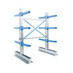 Picture of Double Sided Cantilever Racking