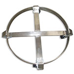Picture of Drum Dolly, Stainless Steel