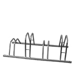 Picture of Dual Height Cycle Racks