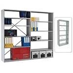 Picture of Duo Shelving Open Back Starter Bays 6 Shelves