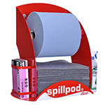 Picture of Duo Spill Pod Dispenser Station