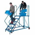 Picture of Easy Slope Mobile Platform 3 to 6 Treads