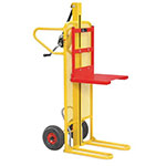 Picture of Easy Tip Winch Stacker with 100kg Capacity