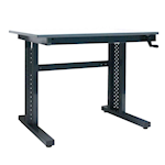 Picture of Economy 730-950mm Height Adjustable Workstations