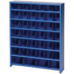 Picture of Economy Pigeon Hole Unit with 24 and 40 Compartments