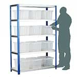 Picture of Ecorax - Topbox Shelving Units