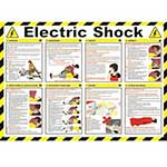 Picture of Electric Shock Safety Poster