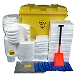 Picture of Emergency Oil & Fuel Spill Kit - Large Oil Stores, Garages, Workshops