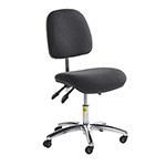 ESD Fully Ergonomic Upholstered Chairs