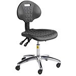 ESD Polyurethane Fully Ergonomic Chairs