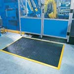 Picture of Checker Pattern Anti Fatigue Mat