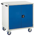 Picture of Euroslide 900 Mobile Cabinets