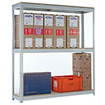 Picture of Express Delivery Standard & Heavy Duty Just Shelving Bays