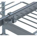 Extra Shelves for QM Airdeck Wire Shelving Bays