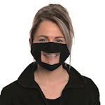 Picture of Face Mask with Vision Panel (pack of 5)