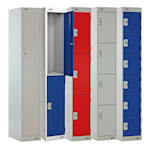 Picture of Fastrack Metal Lockers