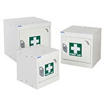Picture of First Aid Cube Locker