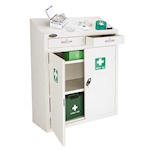 Picture of First Aid Medical Workstation
