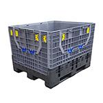 Picture of Folding Plastic Pallet Box