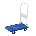 Picture of Folding Plastic Platform Trolleys & Dollies