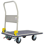 Picture of Folding Platform Truck with Foot Operated Brake