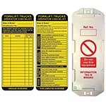 Picture of Forklift Safety Tag Kits