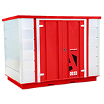 Picture of Armorgard Forma-Stor COSHH for Hazardous Goods Storage